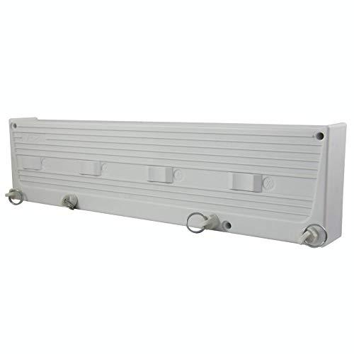 Cuncial TZ-S-4 - Tendedero de ropa automático, 4 hilos