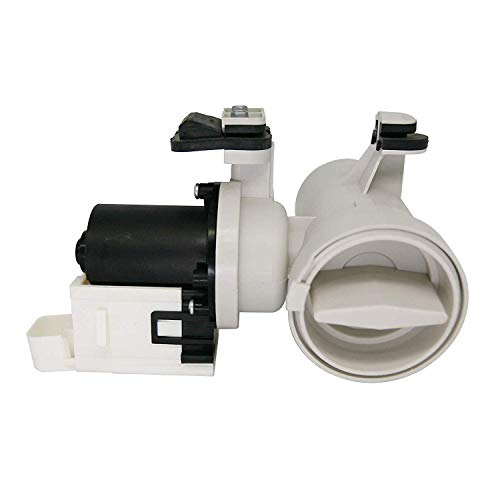 Siwdoy W10130913 Washer Drain Pump Compatible with Whirlpool Maytag Washers Replaces W10730972 W10117829 8540024 AP4308966 PS1960402