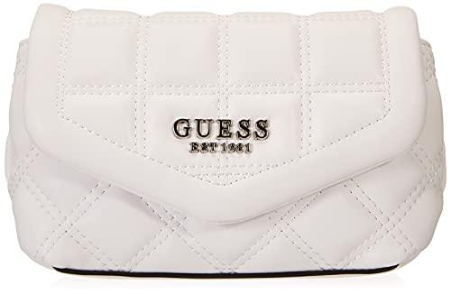 GUESS Womens HWVY81-11810-WHI handväska, flerfärgad, en storlek