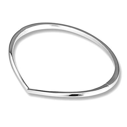 MOCCI 2019 frühling Shining Wish Armreif 925 Silber DIY Passt für Ursprüngliche Pandora Armbänder Charme Modeschmuck (17.5 cm)