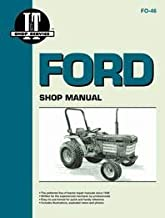 Ford 1720 Tractor Service Manual (IT Shop)