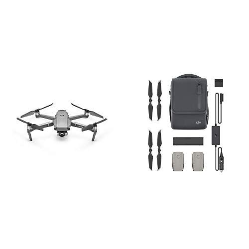 DJI Mavic 2 Zoom Drohne Quadrocopter mit 24-48mm Optischer Zoom Kamera Video 12MP 1/2.3