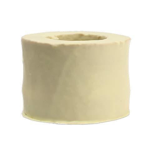 Feiner Baumkuchen 400g Ring - einzeln getaucht in 38% weißer Schokolade - inklusive Geschenkbox
