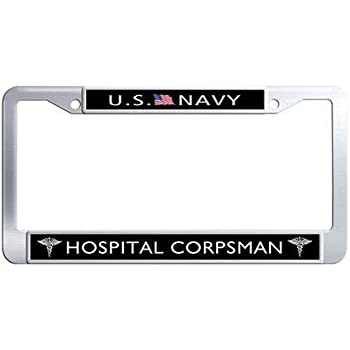DIY Licenses Plate Covers for Both Front and Back License Tag Aluminum Metal License Plate Holder Chawuux 1913 Delta Sigma Theta License Plate Frame