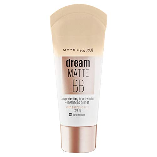 Maybelline Dream Matte BB Cream SPF15 Medium 30ml