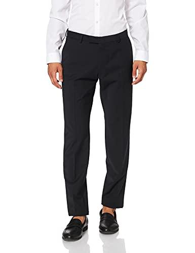 Strellson Premium Herren Mercer2.0 2 12 Anzughose, Schwarz (Black 001), W(Herstellergröße: 58)