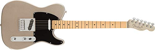 Fender 6 String Solid-Body Electric Guitar, Right, Diamond Anniversary (0147532360)