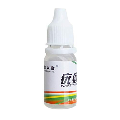 PRENKIN 10 ml Crema Corporal verrugas de la Piel Tag Remover Pie de eliminación de verrugas genitales Plantar maíz Ungüento