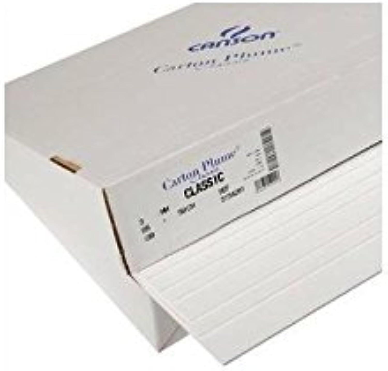 Canson 132606 - Blätter Polyurethankarton 70x100mm Weiß, Pack 24 Blatt B00H5NVO5K    | Starker Wert