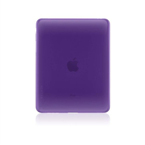 Belkin Grip Vue Case for Apple iPad (Royal Purple)