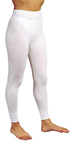 MANIFATTURA BERNINA Velan 40206 (Taglia 2) - Calzamaglia Termica Leggings Donna - Lana e Cotone