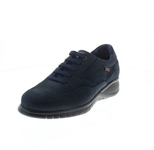 Callaghan Zapatos Hombres Zapatillas Bajas 12702 FREEMIND BLU Talla 45 Azul