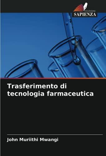 Trasferimento di tecnologia farmaceutica