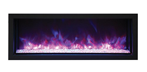 Remii 45' Extra Slim Indoor or Outdoor Electric Fireplace