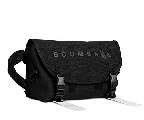 TIMBUK2 Scumbags Origins Messenger Bag, Jet Black, X-Small