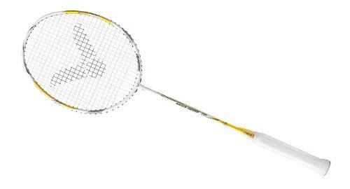 Victor Brave Sword LYD 3U Yellow Badminton Racket