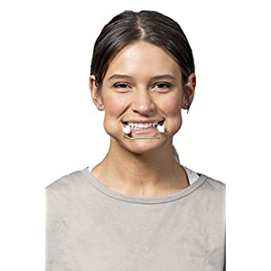 Jaw Exerciser, Double Chin Reducer by Jawfit - Facial Exerciser, Face Slimmer, Jaw Workout