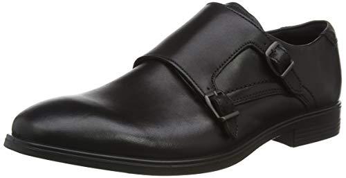 ECCO Herren Melbourne Slipper, Schwarz (Black 1001), 48 EU