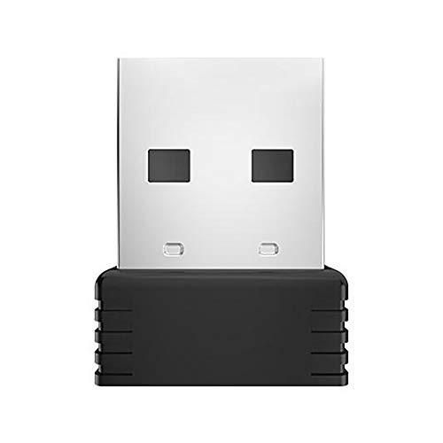 Jourad Mini-USB-WLAN-WLAN 150 Mbit / S WLAN-Adapter mit Treiber-CD WLAN-LAN-Karte für Desktop-Computer