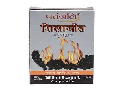 PATANJALI SHILAJEET Capsule (Pack of 2)
