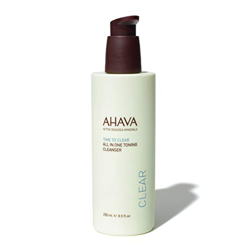 AHAVA All In One Toning Cleanser, 250 ml, 81215065