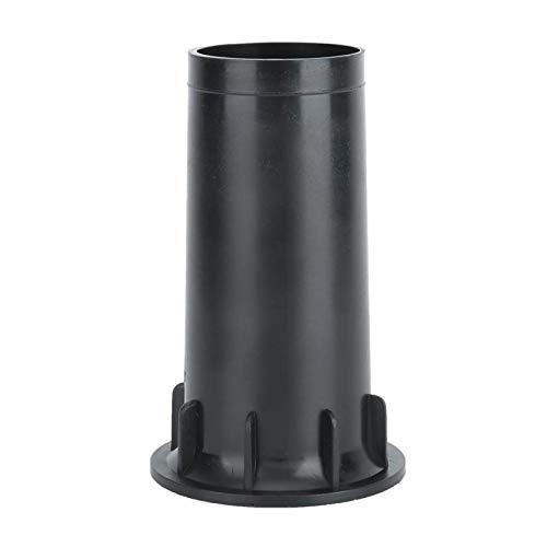 Socobeta Einfach zu installierendes Lautsprecher-Wechselrichterrohr Robustes, leichtes Lautsprecher-Entlüftungsrohr für 5-6-Zoll-Lautsprecher