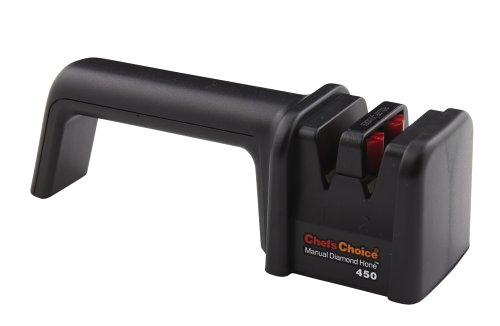 Chef's Choice Manual Diamond Hone Two Stage Sharpener