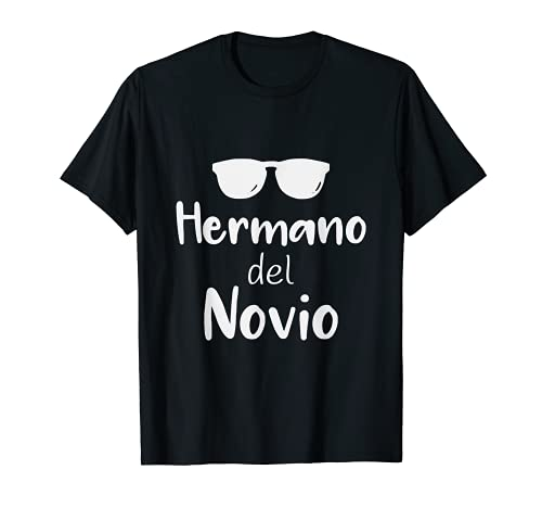 Hermano del Novio   Despedida de Soltero Regalo Camiseta