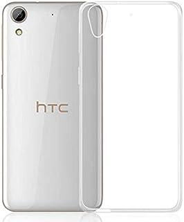 كفر حماية سلكون شفاف وطري لجوال إتش تي سي ديزاير HTC Desire 626