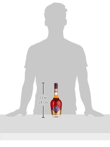 Courvoisier VSOP Cognac (1 x 0.7 l) - 3
