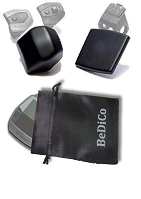 BeDiCo Bosch Intuvia Nyon E-Bike Schutzabdeckung.Inkl. Aufbewahrungsbeutel zum Schutz für das Intuvia-Display.