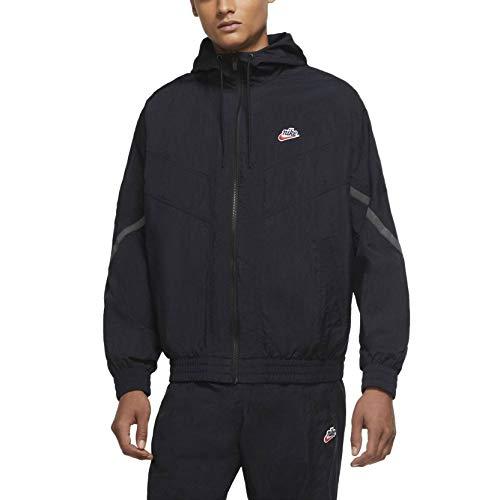 Nike Sportswear - Chaqueta cortavientos, para hombre, CU4438-010,...