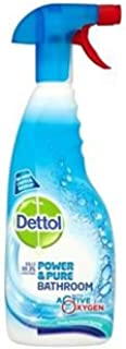 Dettol Power & Pure Bathroom Spray 750ml