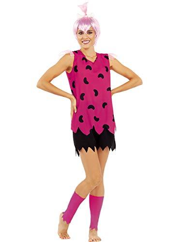 Funidelia | Disfraz de Pebbles - Los Picapiedra Oficial para Mujer Talla XL The Flintstones, Dibujos Animados, Los Picapiedra, Caverncolas - Color: Multicolor - Licencia: 100% Oficial