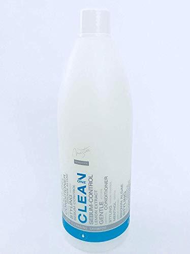 Spa Master Professional Shampooing de nettoyage profond avec Mentol, citron et algues, poils gras