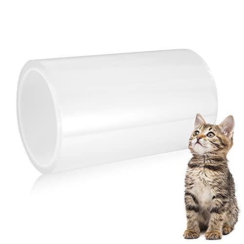 Katze Kratzschutz Sofa, Sticky Scratch Protector, Kratzschutz Katze Couch Schutz Couch Schutz Katze Guards Stoppen Haustier Scratch, für Sofa Tür Möbel Wand
