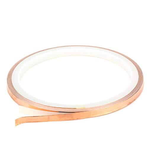 DonDo 1,80€/m 3M Scotch 1181 Abschirmband Kupferfolie Kupferband selbstklebend Klebeband 5mm x 5m