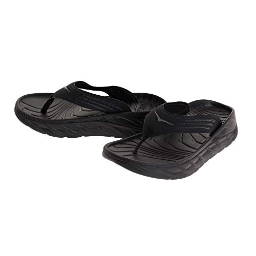 HOKA ONE ONE Men's Ora Recovery Flip 2 Sandals Black/Dark...