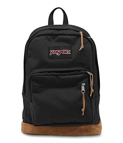 JanSport Right Pack 31 Ltrs Laptop Backpack (Black)