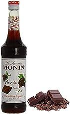 Monin Chocolate Syrup, Sweet, Goodness of Decadent Chocolate, Add Indulgence to Coffee, Desserts and Milkshakes, Vegan, Non-GMO, 700 ml