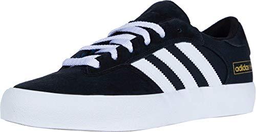 adidas Skateboarding Matchbreak Super Core Black/Footwear White/Gold Metallic Men's 7, Women's 8