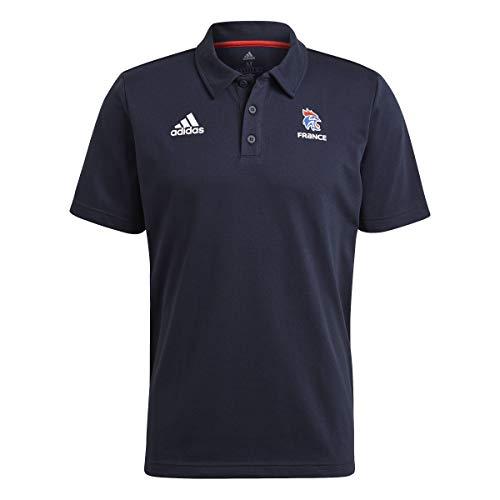 adidas Ffhb Polo-Shirt für Herren, Herren, Unterhemd, GK9725, Tinley, S