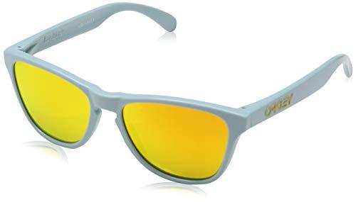 Oakley 0OJ9006 Gafas de sol, Arctic Surf, 53 para Hombre
