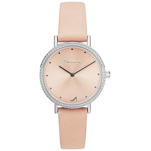 Tamaris Damen-Uhr Daria TW314 rosa, stilvoll & stylish