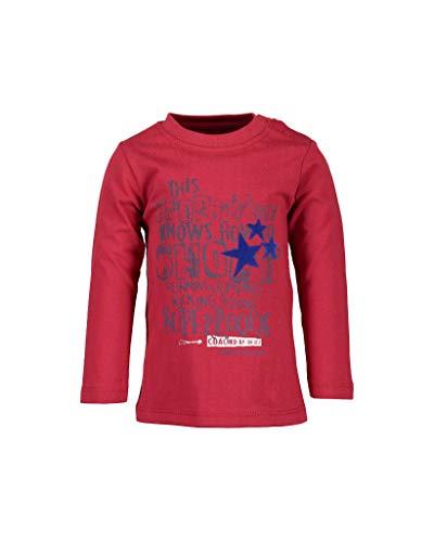 BLUE SEVEN Blue Seven Baby-Jungen Vd-977536 X T-Shirt, Rot (Dk Rot 341), 74
