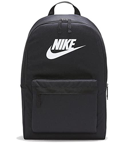 Nike DC4244 Heritage Sports backpack unisex-adult black/black/white 1SIZE