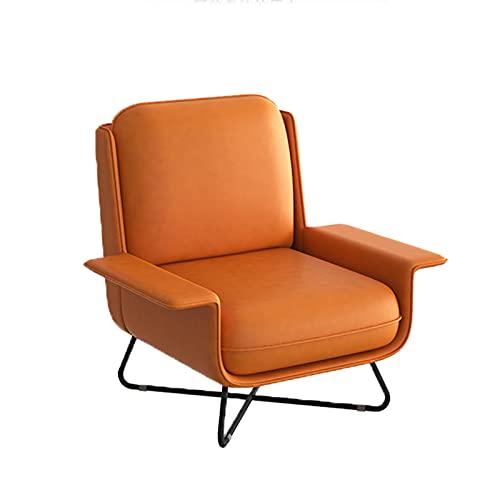 Upupto Akzent Sessel Einzelner Sofa-Stuhl, Haus gepolstert, Moderne komfortable Möbel für Wohnzimmer, Club, Schlafzimmer