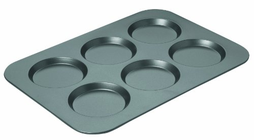 Chicago Metallic 16640 Muffin/Cupcake Pan, Standard, Grey