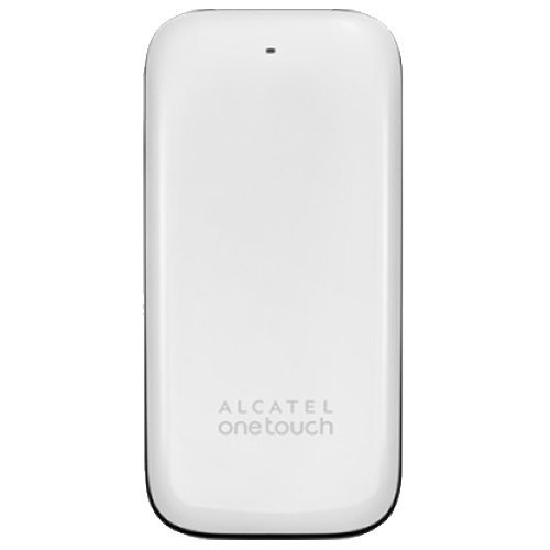 Alcatel Onetouch 1035 Dual SIM - Móvil Libre (Pantalla 1.8', 3 MB, 24 MB RAM, Teclas Grandes), Blanco