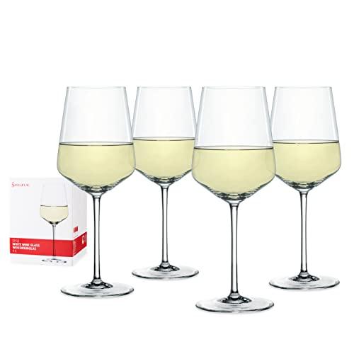 Spiegelau & Nachtmann Spiegelau & Nachtmann, 4-teiliges Weißweinglas-Set Bild